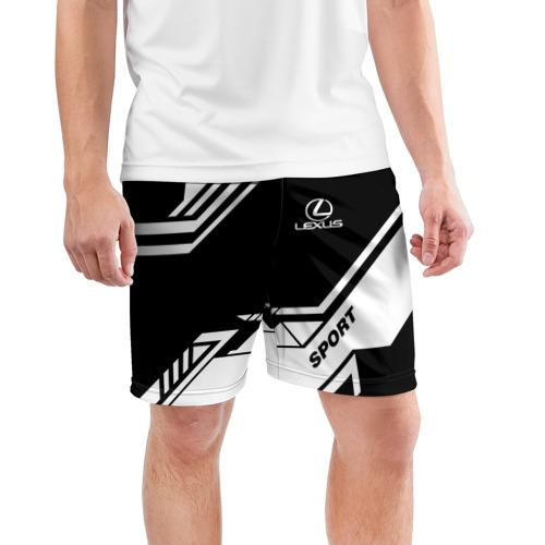 Мужские шорты 3D спортивные  Фото 03, LEXUS SPORT