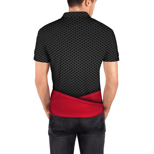 Мужская рубашка поло 3D  Фото 04, VOLKSWAGEN