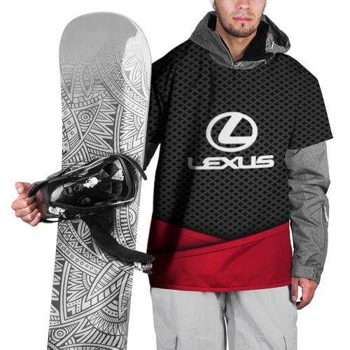 Накидка на куртку 3D  Фото 01, LEXUS