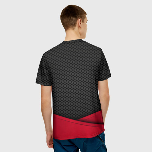 Мужская футболка 3D  Фото 02, LEXUS