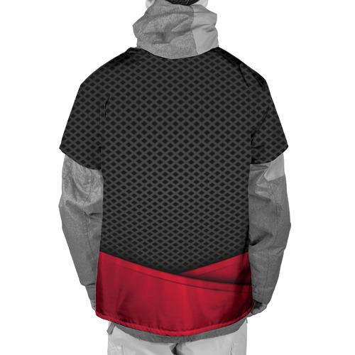 Накидка на куртку 3D  Фото 02, VOLVO