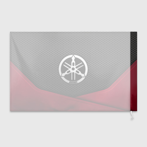 Флаг 3D  Фото 02, YAMAHA
