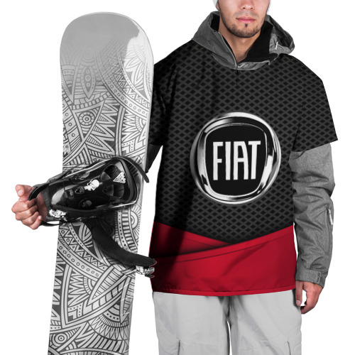 Накидка на куртку 3D  Фото 01, FIAT