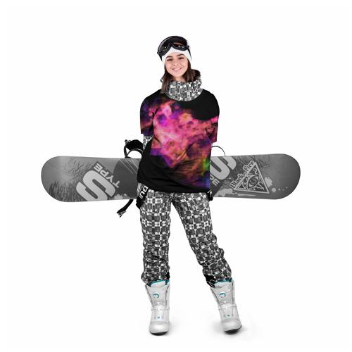 Накидка на куртку 3D  Фото 05, Космос в красках