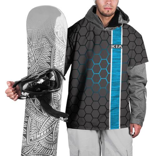 Накидка на куртку 3D Kia XS фото