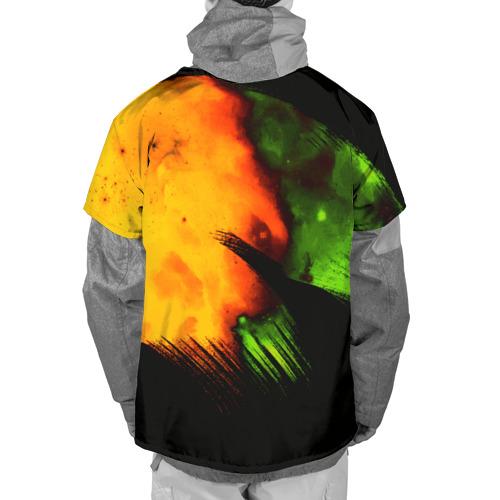 Накидка на куртку 3D  Фото 02, Космос