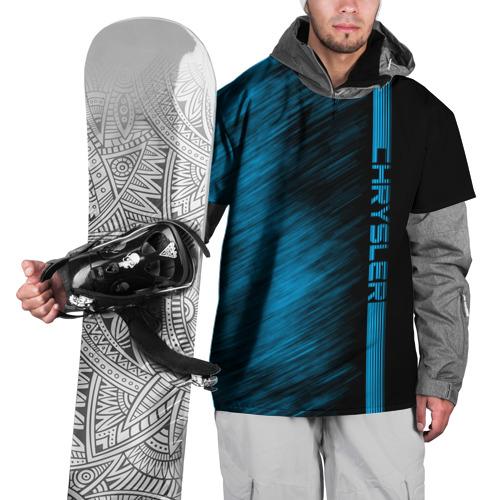 Накидка на куртку 3D  Фото 01, Chrysler