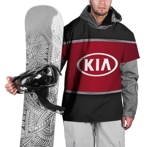 Накидка на куртку 3D  Фото 01, KIA SPORT