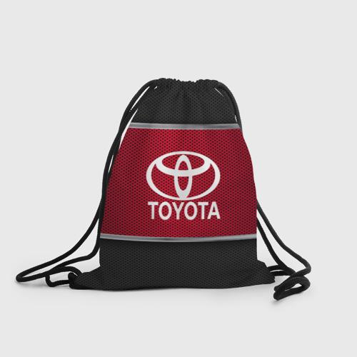 Рюкзак-мешок 3D TOYOTA SPORT Фото 01