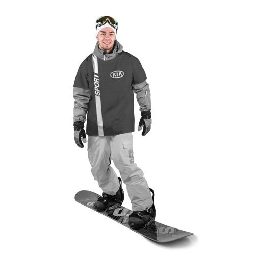 Накидка на куртку 3D  Фото 03, KIA SPORT
