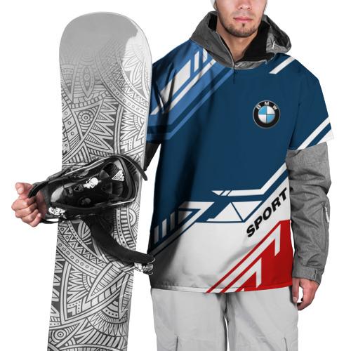 Накидка на куртку 3D  Фото 01, BMW SPORT