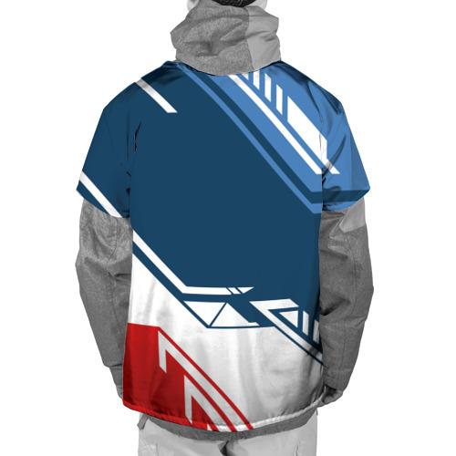 Накидка на куртку 3D  Фото 02, BMW SPORT