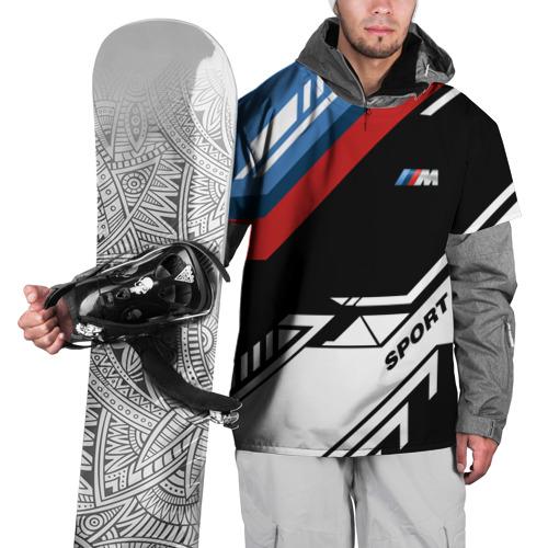 Накидка на куртку 3D  Фото 01, BMW M SPORT