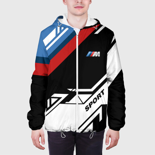 Мужская куртка 3D  Фото 04, BMW M SPORT