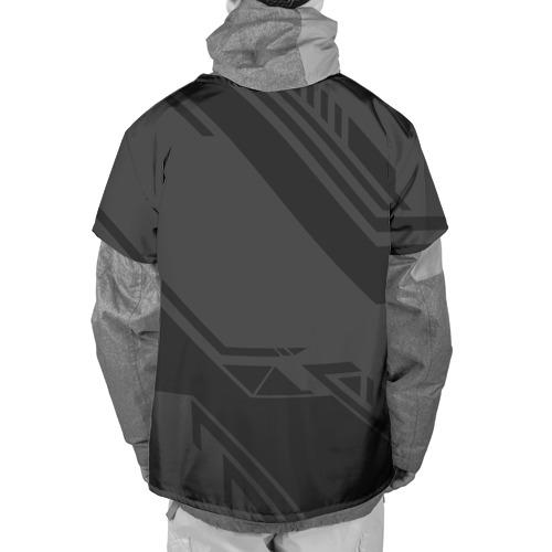 Накидка на куртку 3D  Фото 02, MERCEDES SPORT