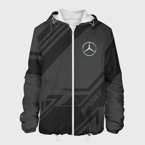 Мужская куртка 3D  Фото 01, MERCEDES SPORT