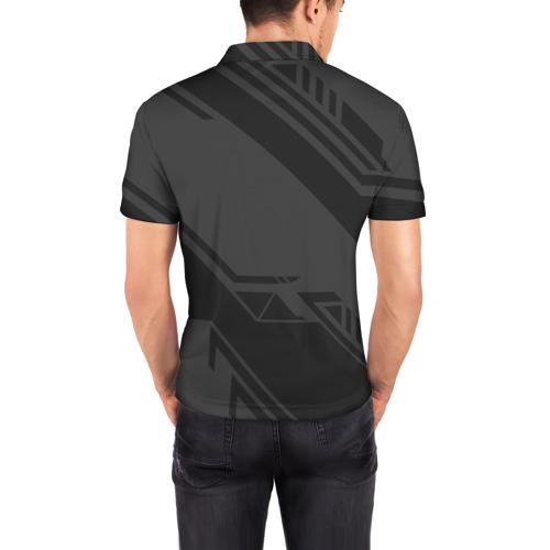 Мужская рубашка поло 3D  Фото 04, MERCEDES SPORT