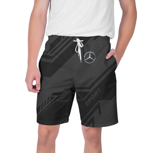Мужские шорты 3D  Фото 01, MERCEDES SPORT