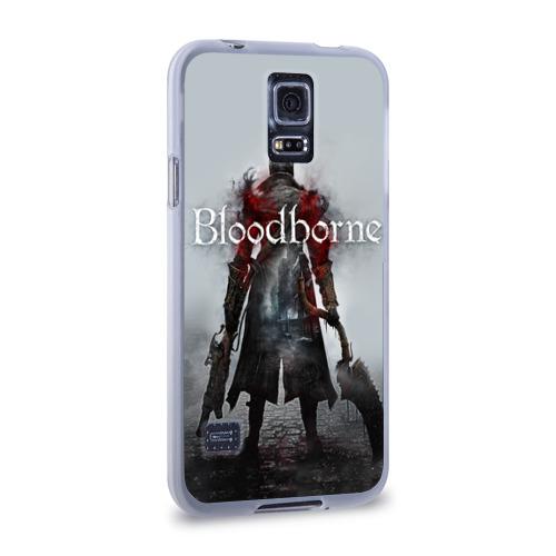 Чехол для Samsung Galaxy S5 силиконовый  Фото 02, Bloodborne