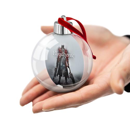 Ёлочный шар  Фото 02, Bloodborne