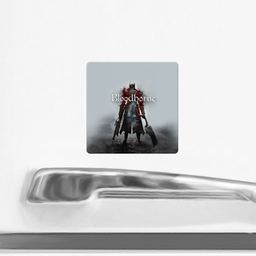 Магнит виниловый Квадрат  Фото 02, Bloodborne