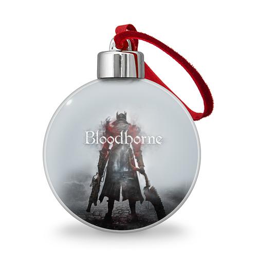 Ёлочный шар  Фото 01, Bloodborne