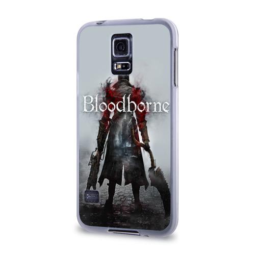 Чехол для Samsung Galaxy S5 силиконовый  Фото 03, Bloodborne