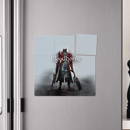 Магнитный плакат 3Х3  Фото 04, Bloodborne