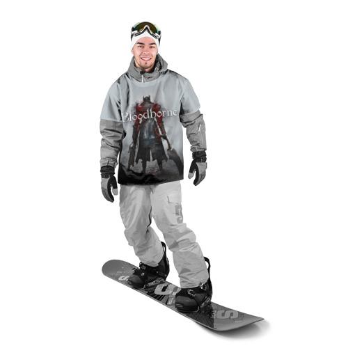 Накидка на куртку 3D  Фото 03, Bloodborne