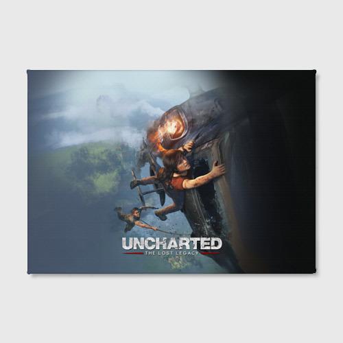 Холст прямоугольный  Фото 02, Uncharted