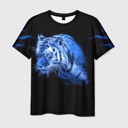 Синий тигр
