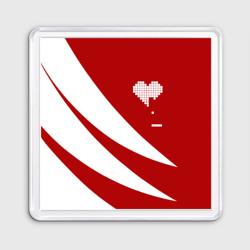 Сердца белое