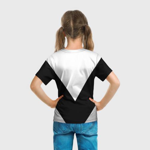 Детская футболка 3D Биатлон Фото 01