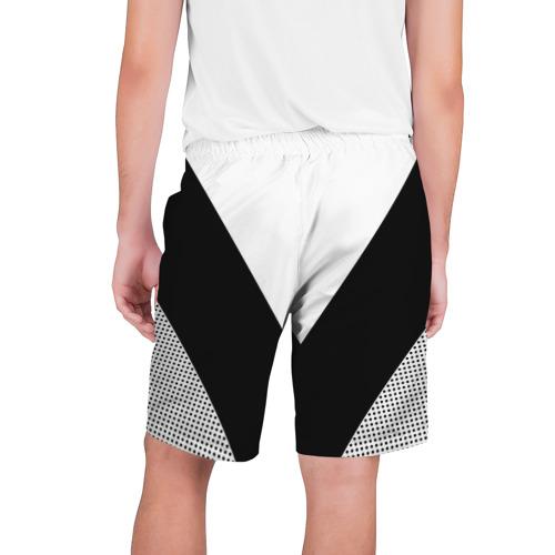 Мужские шорты 3D Биатлон Фото 01