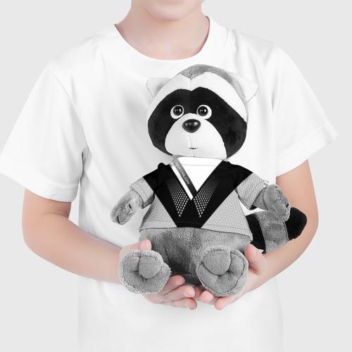 Енотик в футболке 3D Биатлон Фото 01