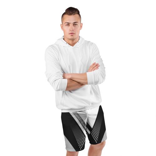 Мужские шорты спортивные Биатлон Фото 01