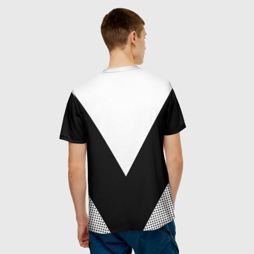 Мужская футболка 3D Биатлон Фото 01