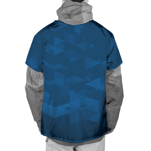 Накидка на куртку 3D PSG SPORT  Фото 01
