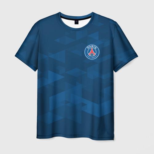 Мужская футболка 3D  Фото 03, PSG SPORT