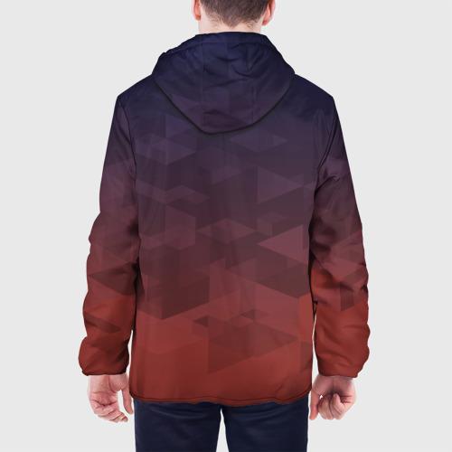 Мужская куртка 3D  Фото 05, ATLETICO MADRID