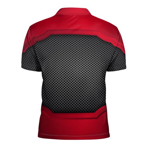 Мужская рубашка поло 3D  Фото 02, HYUNDAI SPORT
