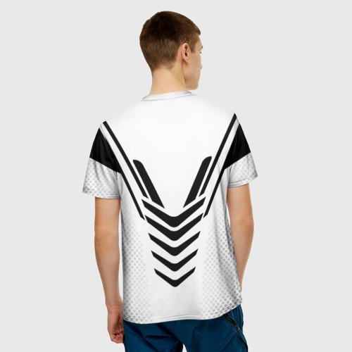 Мужская футболка 3D  Фото 02, CS:GO