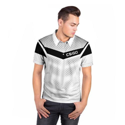 Мужская рубашка поло 3D  Фото 05, CS:GO