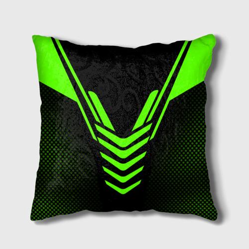 Подушка 3D Mass Effect N7 Фото 01