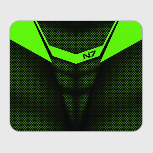 Коврик для мышки прямоугольный Mass Effect N7 Фото 01