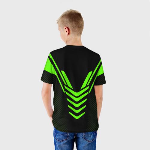 Детская футболка 3D Mass Effect N7 Фото 01