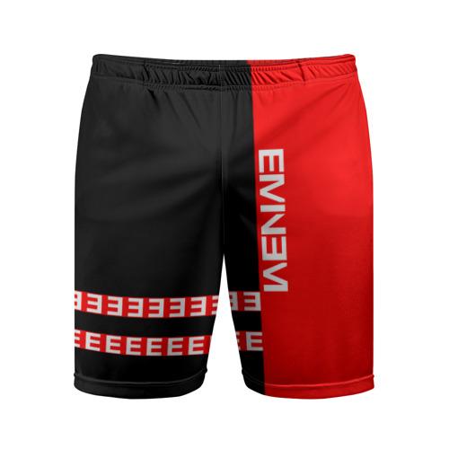 Мужские шорты 3D спортивные Eminem