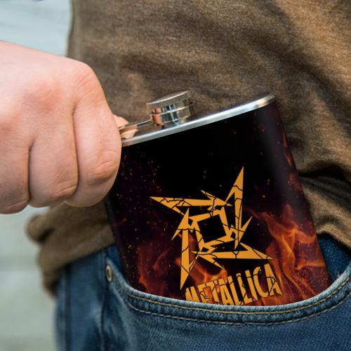 Фляга  Фото 04, Metallica