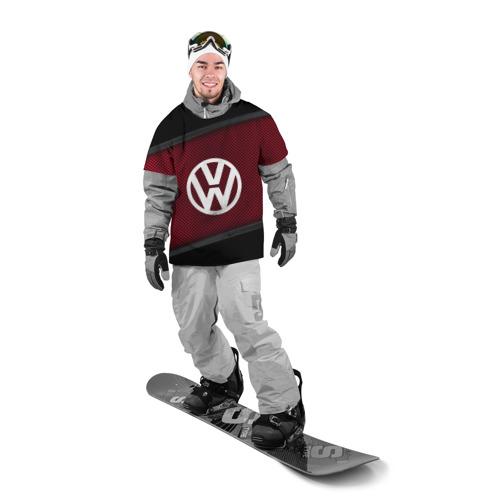 Накидка на куртку 3D  Фото 03, VOLKSWAGEN SPORT