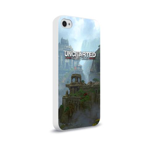 Чехол для Apple iPhone 4/4S soft-touch  Фото 02, Древняя цивилизация